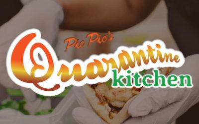 Pio Pio's Quarantine Kitchen: a brand within a brand