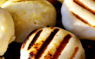 Making Arepas: Hands-on in the Kitchen